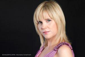 Schauspielerportrait von Michaela Schaffrath