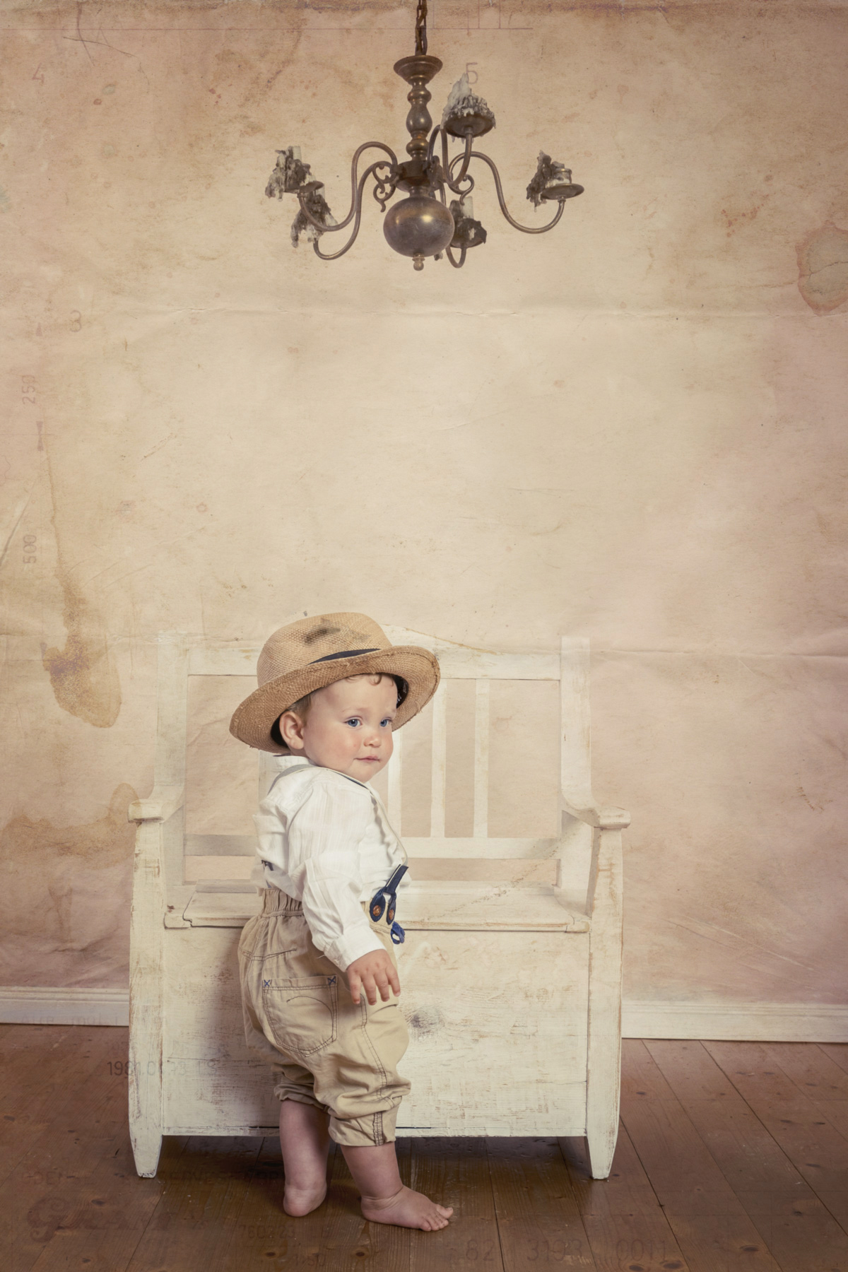 Vintage Kinderbilder